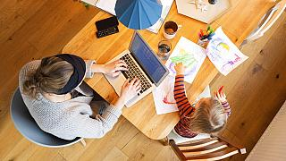 "Working from home has led to an ""always on"" culture, say MEPs."