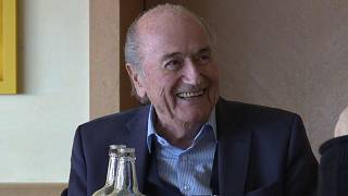 Ex-presidente da FIFA está nos cuidados intensivos
