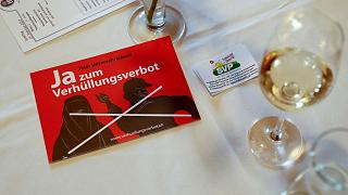 همهپرسی منع برقع در سوئیس