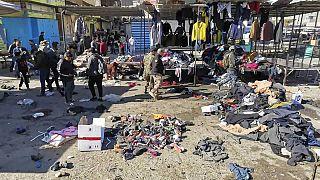 A mostani véres bagdadi merénylet már ritkának számít az iraki fővárosban