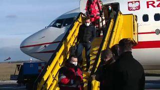 Bratislava airport, 22nd January 2021