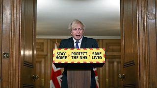 Boris Jonhson brit miniszterelnök
