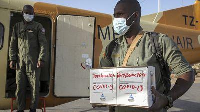 Mali : vaccination contre le coronavirus en avril