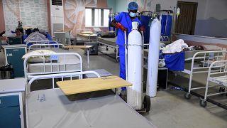 Nigéria : la flambée des cas de Covid provoque une pénurie de l'oxygène