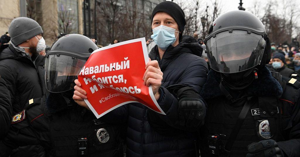 Les Russes appelés à manifester en soutien à Alexei Navalny   Africanews