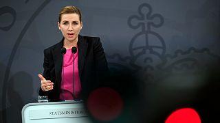 Danimarka Başbakanı Mette Frederiksen
