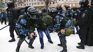 Polícia fez mais de mil detenções