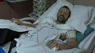 Gretarsson se recupera tras la intervención quirúrgica
