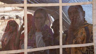 اردوگاه پناهجویان اتیوپیایی در سودان