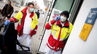 Krankentransport in Berlin