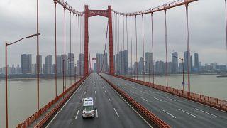 Wuhan confinata - 25.1.2020