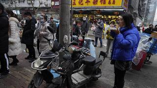 Normalbetrieb, doch der Schrecken sitzt noch: Wuhan ein Jahr nach Beginn der Abriegelung.