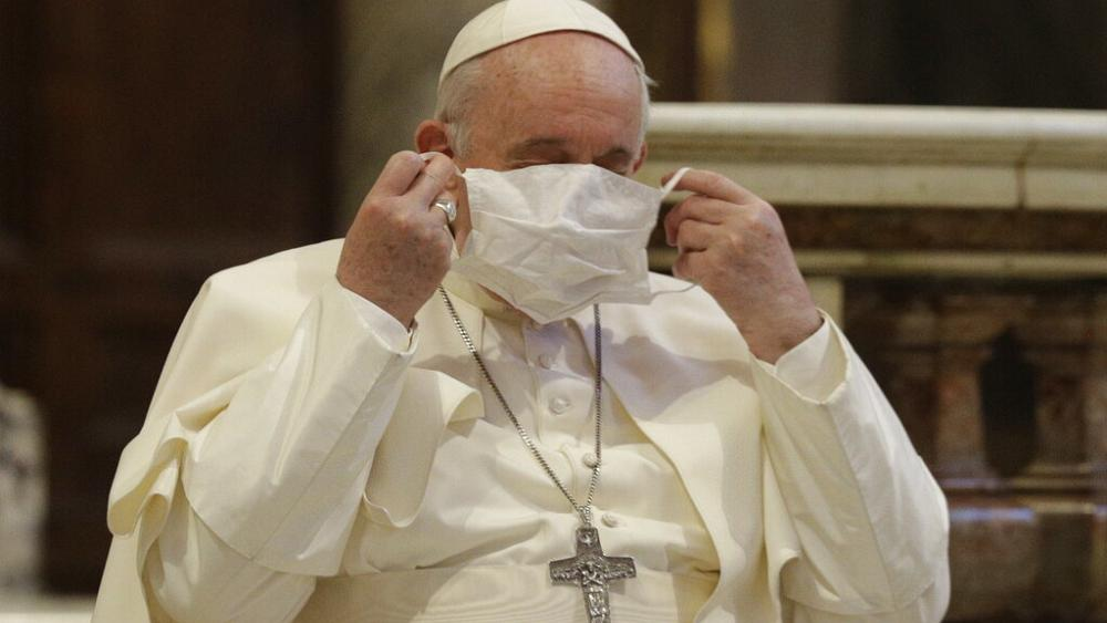 Pope Francis cancels three more appearances after a flareup of sciatica