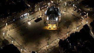 أمستردام - حظر التجول