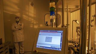 بداخل أحد المختبرات في مصر