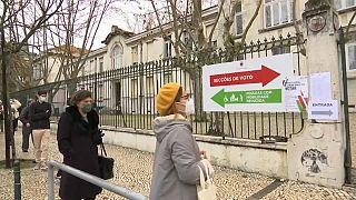Президентские выборы в Португалии