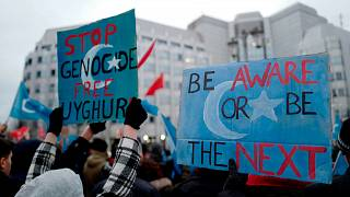 İngiltere'de Yahudiler, Doğu Türkistan'da bir 'Holokost' yaşanmaması için hükümete baskı yapıyor