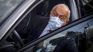 Portugals Präsident Marcelo Rebelo de Sousa