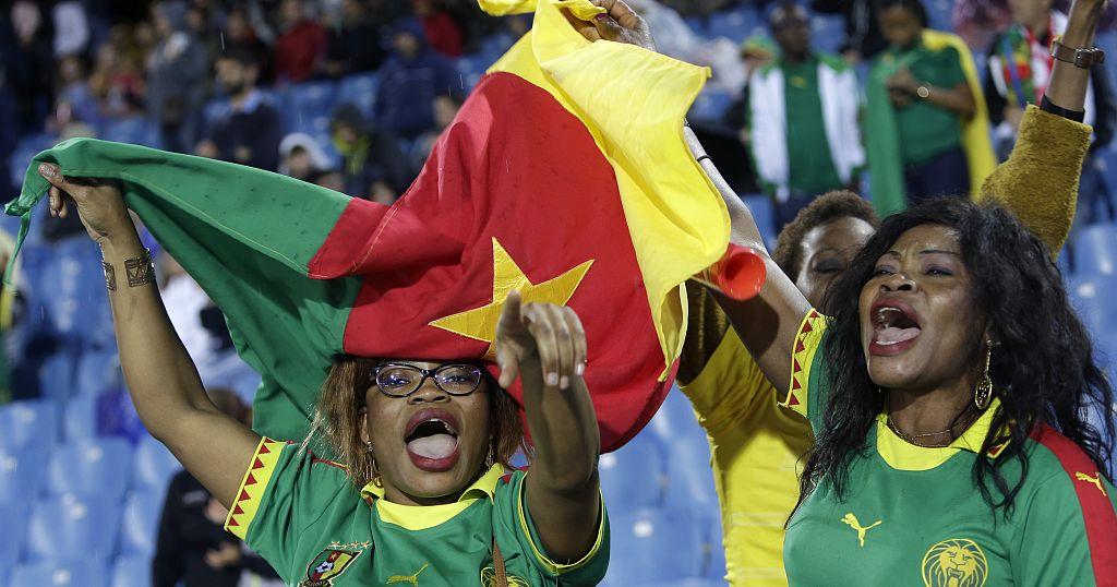Cameroun : la passion du Chan dans les fan zones | Africanews