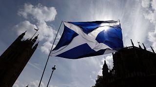 İskoç bayrağı