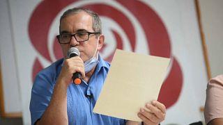 Rodrigo Londoño anuncia el cambio de nombre del partido FARC