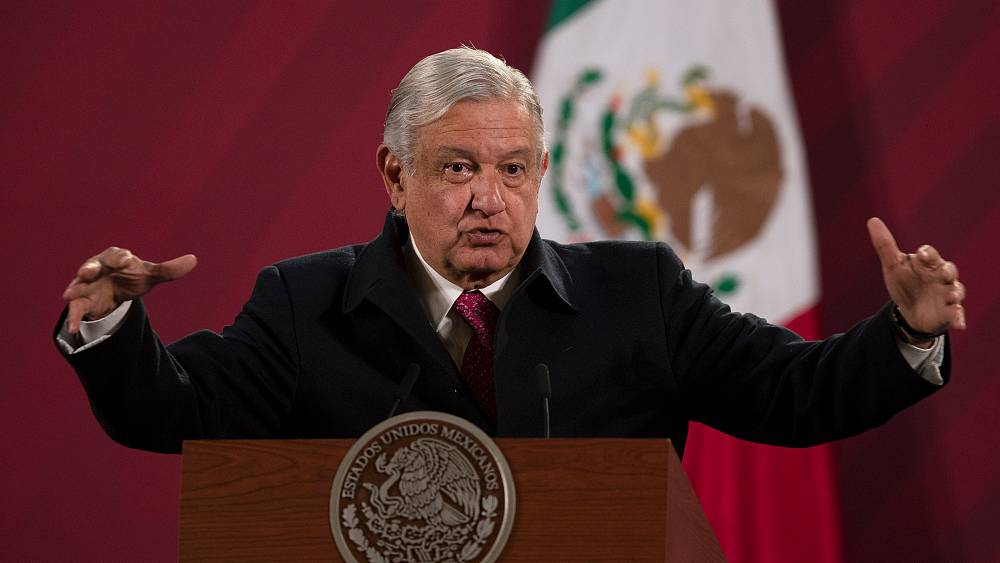 COVID-19: Mexican president Obrador tests positive amid record cases