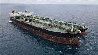 دو نفتکش ایرانی و پانامایی توقیف شده در آبهای اندونزی