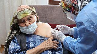 واکسیناسیون کرونا در ترکیه