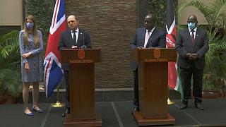 Kenya, UK agree to refresh security compact