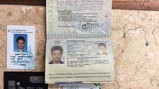 وثائق الطالب الإيطالي جوليو ريجيني