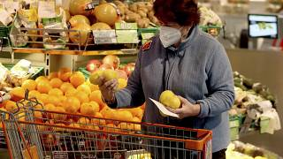 В Австрии в магазинах необходимо носить маски класса FFP2