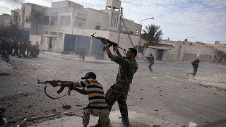 الصورة من ليبيا خلال الربيع العربي