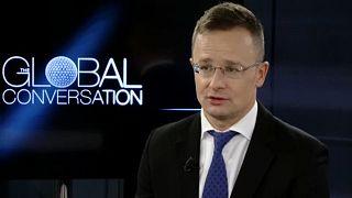 Szijjártó Péter magyar külügyminiszter