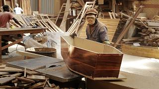 COVID-19 Deaths in South Africa Put Coffin-Makers Under Pressure
