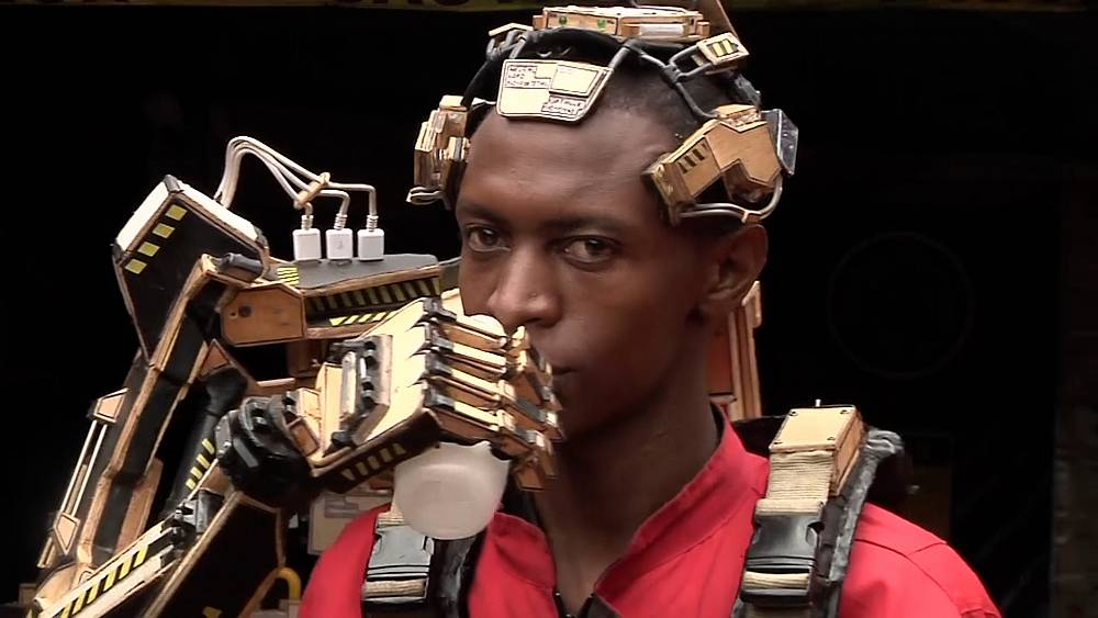 Kenyan inventors create bio-robotic arm prosthesis controlled by brain signals