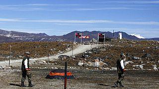 İki ülke arasındaki sınır üzerinde nisan ayından bu yana gerilim yüksek.