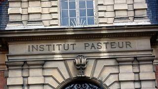 معهد باستور في باريس