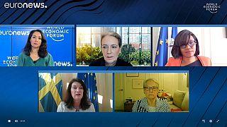 Νταβός: Στο επίκεντρο η ισότητα των φύλων σε εργασία και οικονομία