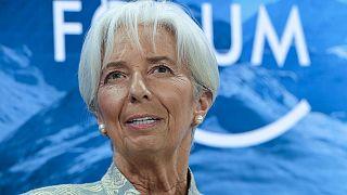 """Lagarde: são necessárias """"condições de financiamento favoráveis"""""""