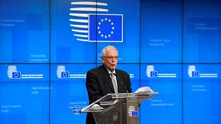 AB Dışilişkiler Yüksek Temsilcisi Josep Borrell