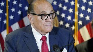 Rudy Giuliani has not commented publically on the lawsuit.