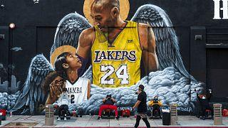 Kobe Bryant morreu há um ano