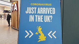 """""""Appena arrivato nel Regno Unito?"""" E scatta la quarantena..."""