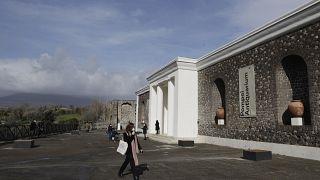 Pompeia mostra novos tesouros ao mundo
