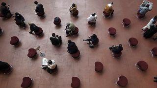 Japonya Sağlık Bakanlığı, 10 Ocak'ta Brezilya varyantına sahip 4 vaka tespit edildiğini duyurdu.