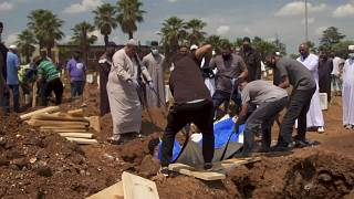 S. Africa: NGO offers traditional burial to covid-19 victims