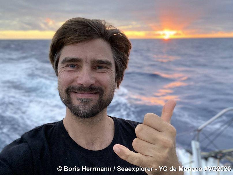 © Boris Herrmann / Seaexplorer - YC de Monaco