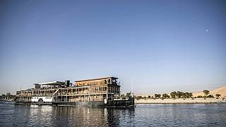 Egypt's famed Nile cruise ship sails despite pandemic