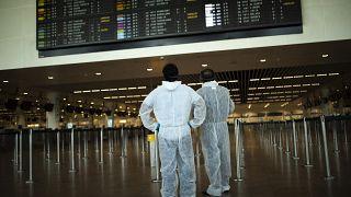 مطار زافنتام- بروكسل- 29 يوليو 2020