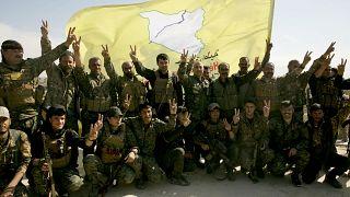 Suriye Demokratik Güçleri (SDG)